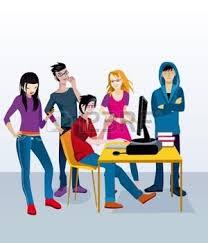 high school students computers